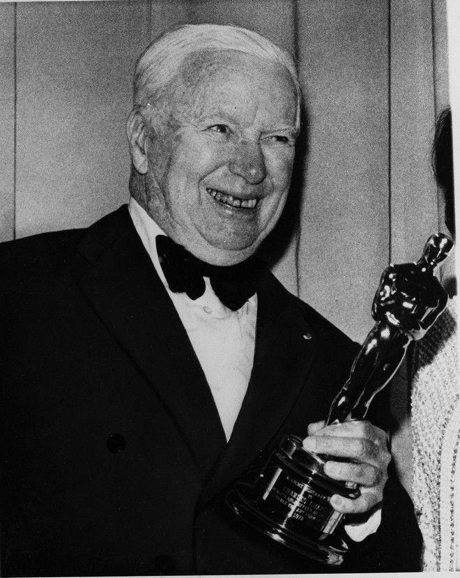 Τσάρλι Τσάπλιν στα Όσκαρ το 1972
