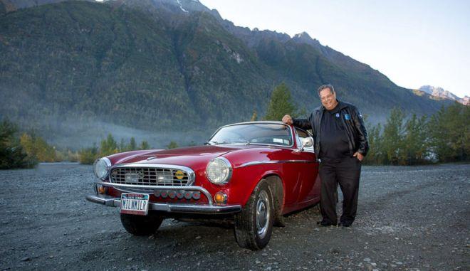 Πέρασε στην ιστορία το Volvo P1800 που συμπλήρωσε 4,8 εκατ. χιλιόμετρα