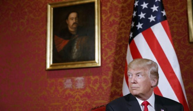 Ο Τραμπ και το όραμά του για τις σχέσεις μεταξύ των δύο πλευρών του Ατλαντικού