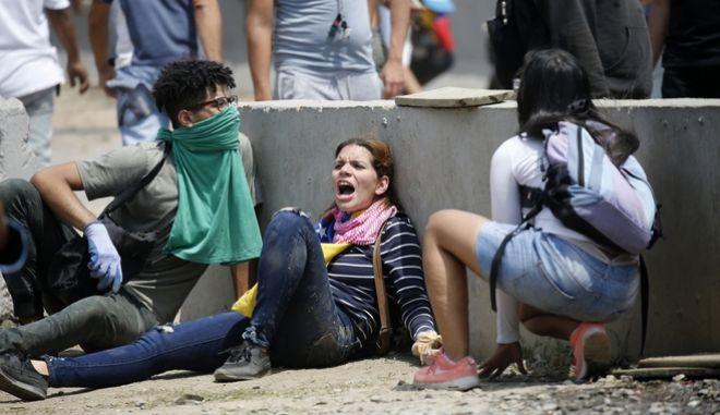 Εκτός ελέγχου η κατάσταση στη Βενεζουέλα