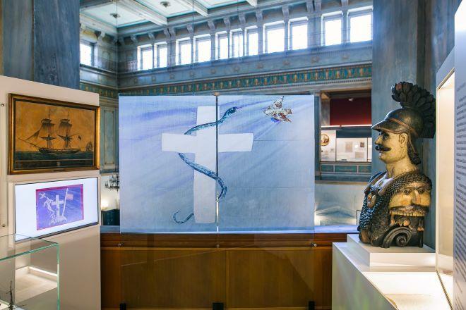 ΕΠΑΝΑCΥΣΤΑΣΗ 21: Μία έκθεση του Εθνικού Ιστορικού Μουσείου σε 12 πόλεις