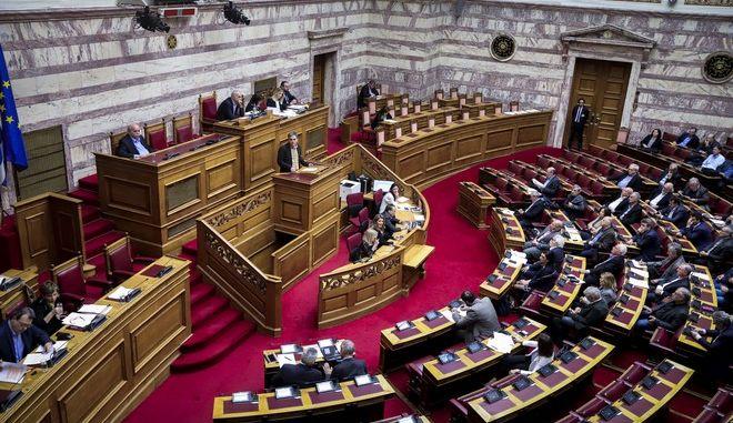 H ψήφιση της κατάργησης των διατάξεων για μειώσεις συντάξεων