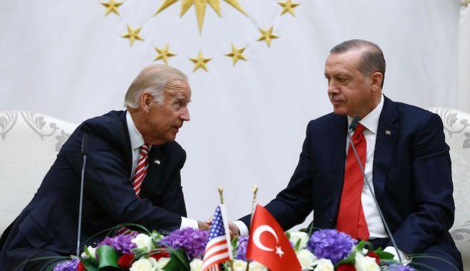 Συνάντηση Τζο Μπάιντεν με τον Ρετζέπ Ταγίπ Ερντογάν, 24 Αυγούστου 2016