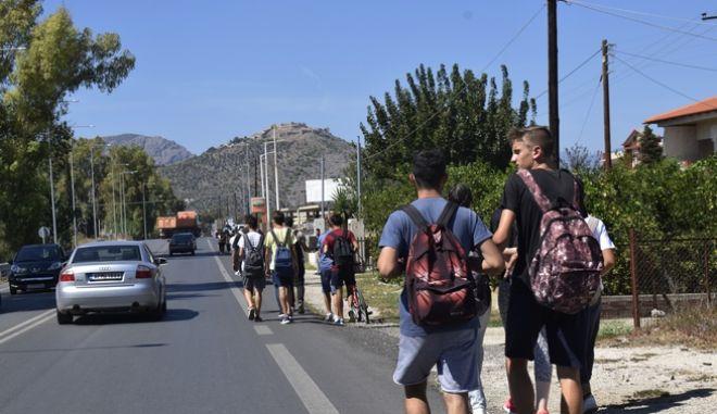 Μαθητές-φωτογραφία αρχείου