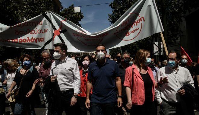 Αυξήσεις μισθών, συλλογικές συμβάσεις. Η απάντηση του ΣΥΡΙΖΑ στο νομοσχέδιο Χατζηδάκη