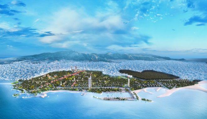 Ελληνικό: Η Lamda παρουσιάζει για πρώτη φορά τα σχέδια του εμβληματικού Marina Tower