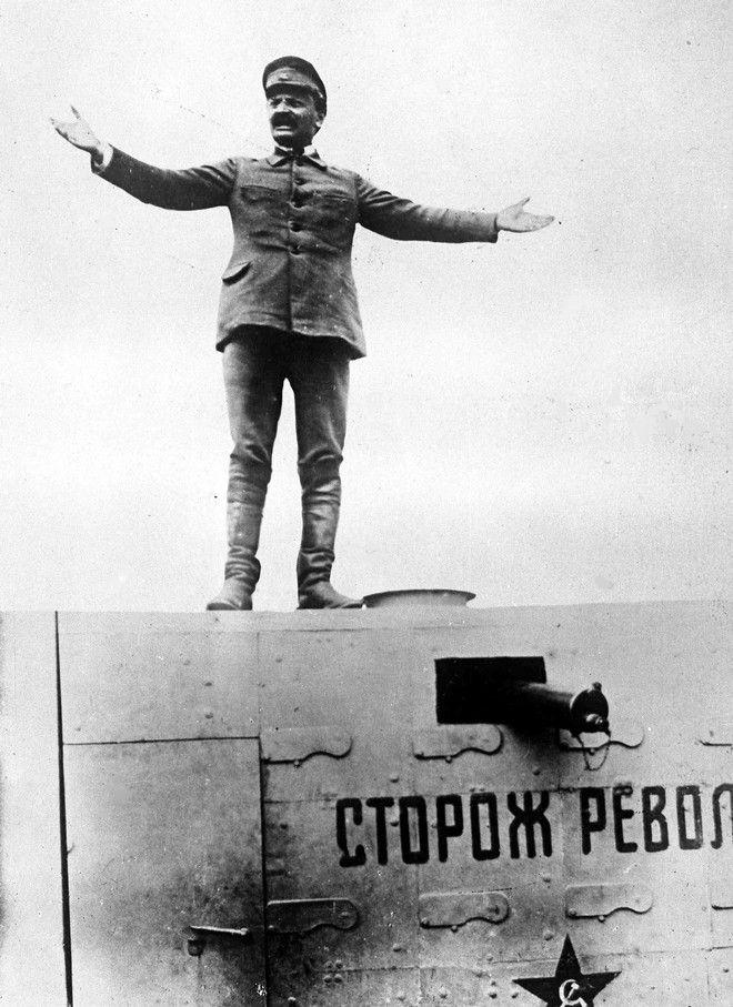 Ο Leon Trotsky