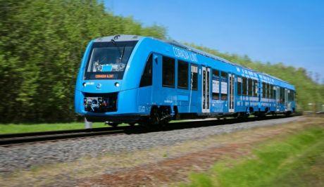 Σε λειτουργία το πρώτο στον κόσμο τρένο που κινείται με υδρογόνο