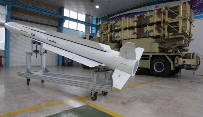 Γραμμή παραγωγής πυραύλων Sayyad 2 εγκαινίασε η Τεχεράνη