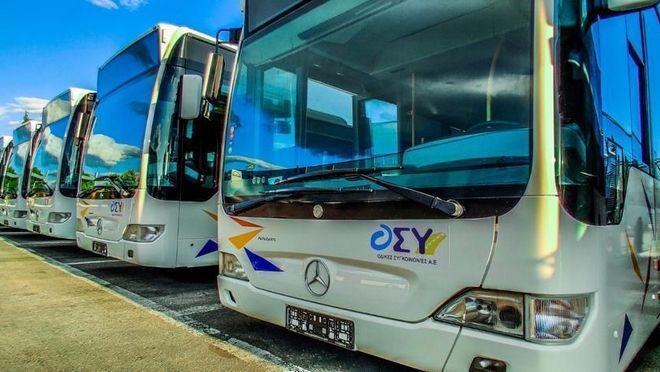 Στους δρόμους τα πρώτα λεωφορεία των ΚΤΕΛ - Ποιες γραμμές θα ενισχυθούν, πόσο θα μειωθεί η αναμονή