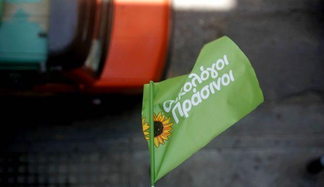 """Σκαμάγκος στο NEWS 24/7: """"Οι Οικολόγοι Πράσινοι είναι ένα κόμμα χτισμένο στα ανθρώπινα δικαιώματα"""""""