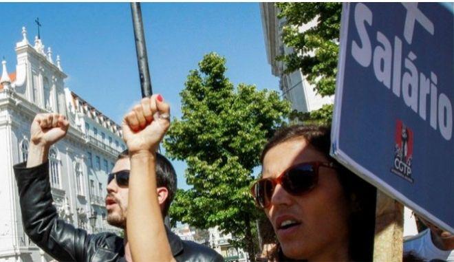 Και στα δικά μας. H Πορτογαλία αυξάνει τον κατώτατο μισθό από 1η Ιανουαρίου