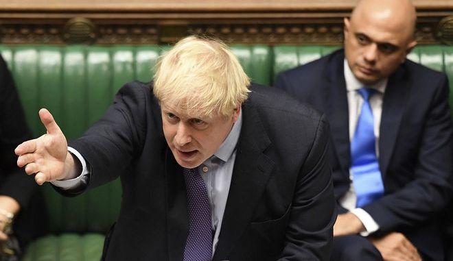 Ο Βρετανός πρωθυπουργός, Μπόρις Τζόνσον
