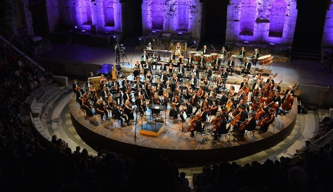 Εθνική Συμφωνική Ορχήστρα ΕΡΤ - Γιώργος Πέτρου