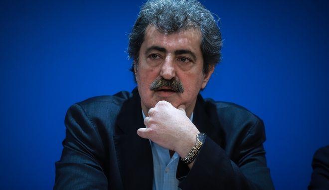 Ο Αναπληρωτής Υπουργός Υγείας, Παύλος Πολάκης