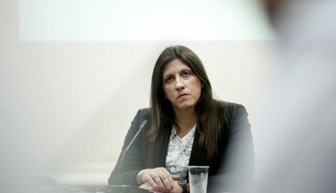 Εκτός της δίκης Siemens η Ζωή Κωνσταντοπούλου