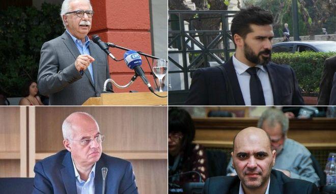 Οι έξι νέοι σύμβουλοι του Αλέξη Τσίπρα