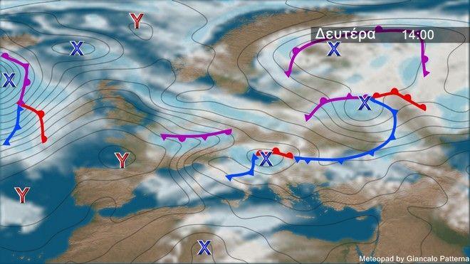 Καιρός: Καθαρά Δευτέρα με υψηλές θερμοκρασίες - Βροχές από το βράδυ