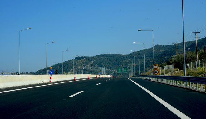 Εθνική Οδός (φωτογραφία αρχείου)