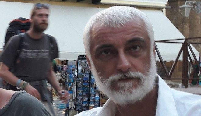 "Athens Pride: Ο Ηλίας Παπαηλιάκης δηλώνει ""παρούσα"""