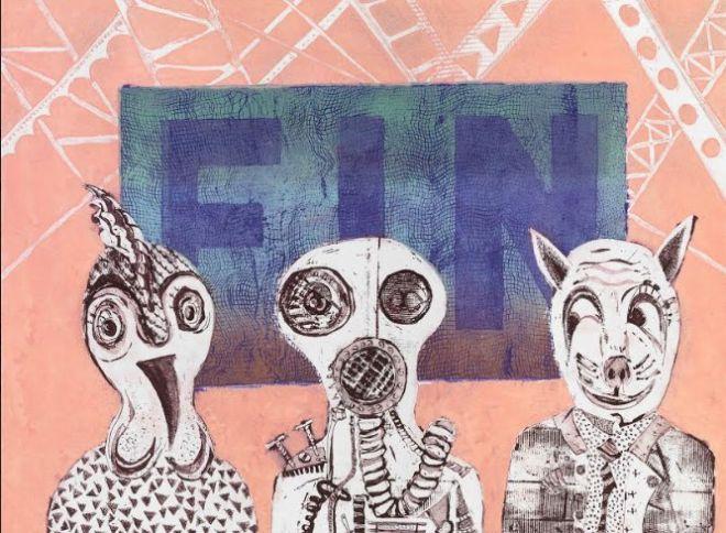 Χαρακτικό (Οξυγραφία) Χριστόφορου Κατσαδιώτη -FIN-2014