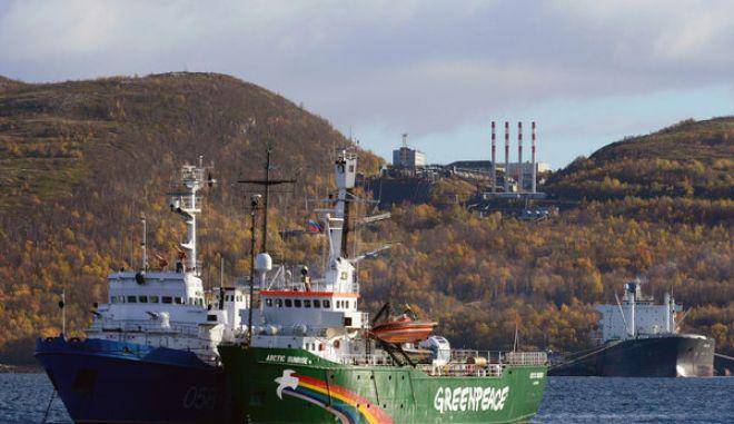 Πούτιν: Οι ακτιβιστές της Greenpeace δεν είναι πειρατές αλλά παραβίασαν το διεθνές δίκαιο
