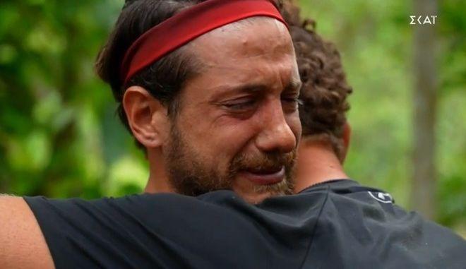 """Ο Ηλίας Μπόγδανος στο """"Survivor 4"""""""