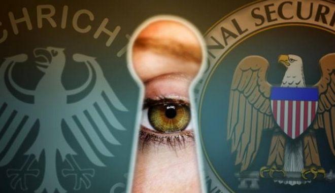 Στη δημοσιότητα απόρρητα έγγραφα για τη συνεργασία της Γερμανικής Υπηρεσίας Πληροφορίων με την NSA