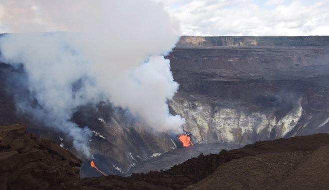 Ενεργοποίηση ηφαιστείου