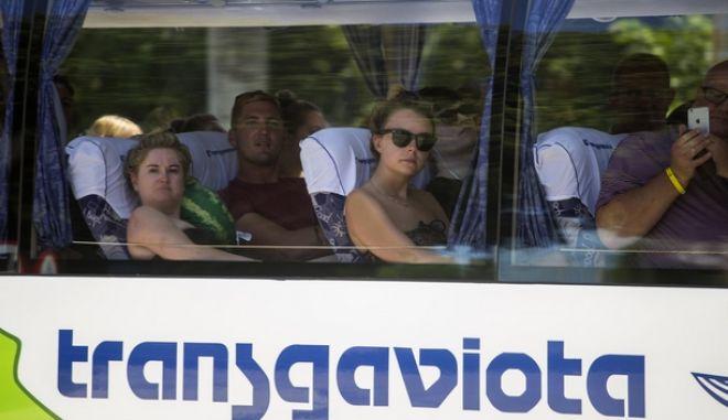 Λεωφορείο στην Κούβα