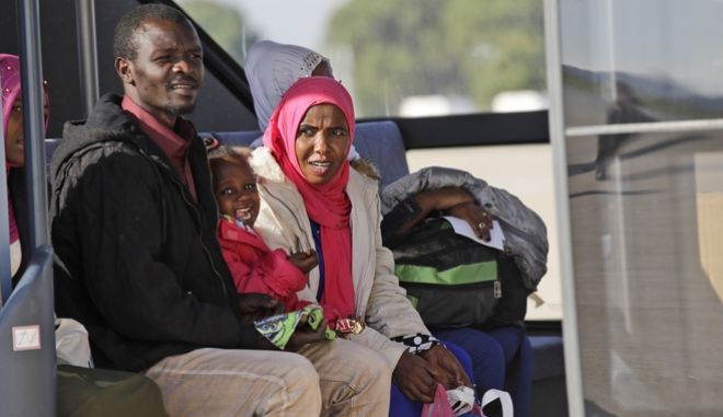 Μετανάστες στην Ιταλία