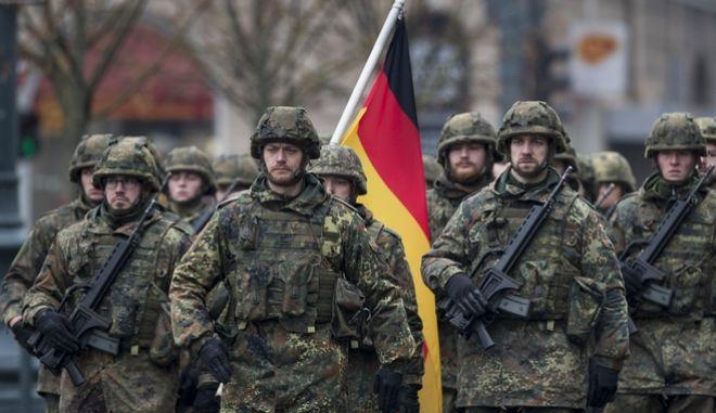 Άνδρες του γερμανικού στράτου