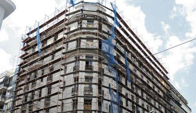 """Τέλη του 2015 θα λειτουργήσει ως χώρος πολιτισμού το πρώην ξενοδοχείο """"Ακροπόλ Παλάς"""". Το """"κόσμημα"""" της Πατησίων"""