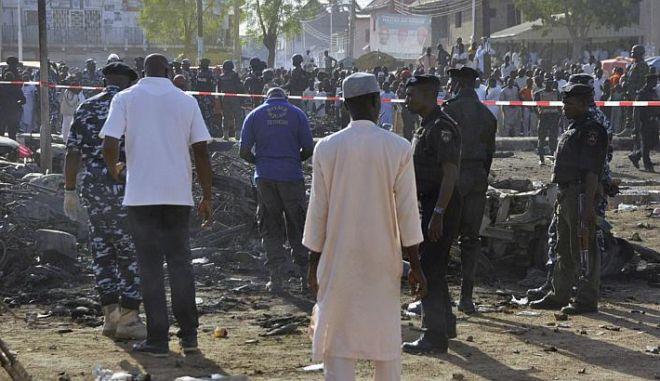 Τουλάχιστον 18 νεκροί από επίθεση βομβιστή αυτοκτονίας σε τέμενος στη Νιγηρία