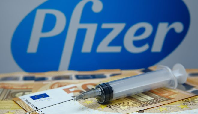 Εμβόλιο: Η Pfizer μειώνει τις παραδόσεις έως 50% σε ορισμένες χώρες
