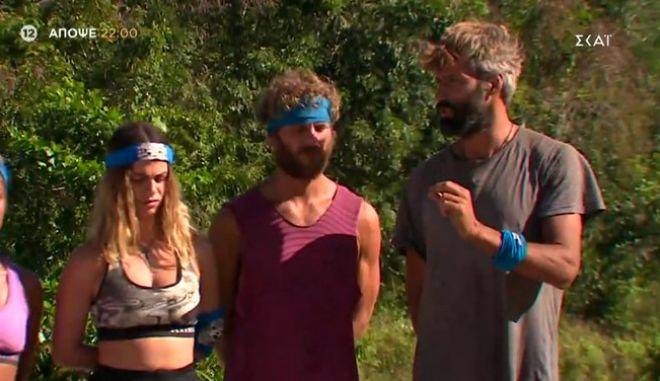 Survivor 4: Αλέξης και Κρις αρνούνται να αγωνιστούν