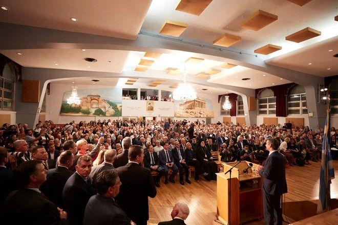 Κυρ. Μητσοτάκης: Ψήφος για τους ομογενείς από τον τόπο διαμονής τους το 2023