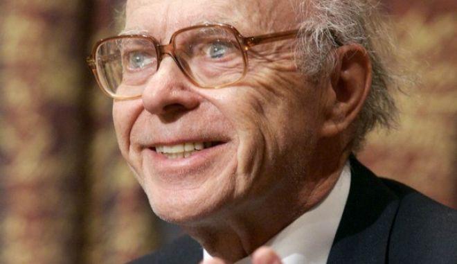 Πέθανε ο Αμερικανός νομπελίστας Χημείας Ιργουιν Ρόουζ