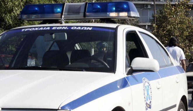 Περιπολικό της Ελληνικής Αστυνομίας (φωτογραφία αρχείου)