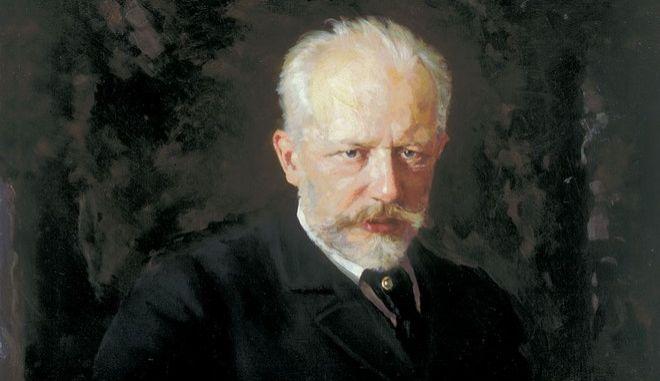 Pjotr Tschaikowski, 1893, Nikolai Kusnezow