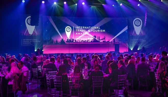 International Travel & Tourism Awards 2019, London