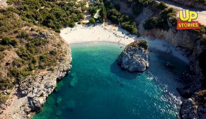 Φονέας: Ο θρύλος που έδωσε το όνομα στη πανέμορφη παραλία της Μάνης