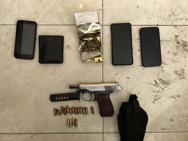 Συνελήφθη 20χρονος για τους πυροβολισμούς την Πρωτοχρονιά στα Λαδάδικα