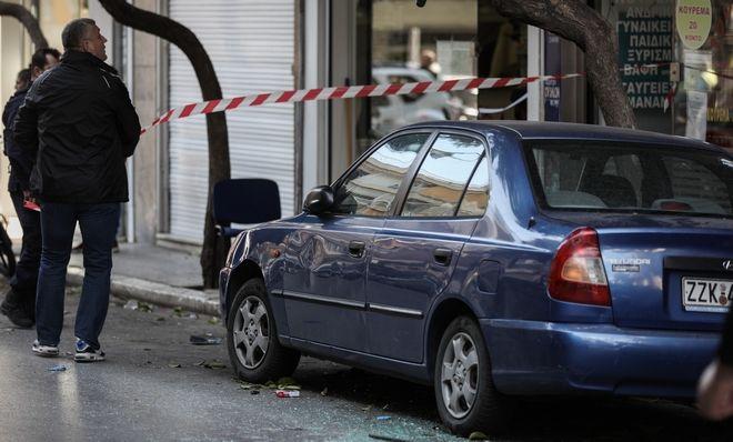 Πυροβολισμοί στην οδό Αγίου Μελετίου στον Αγιο Παντελεήμονα