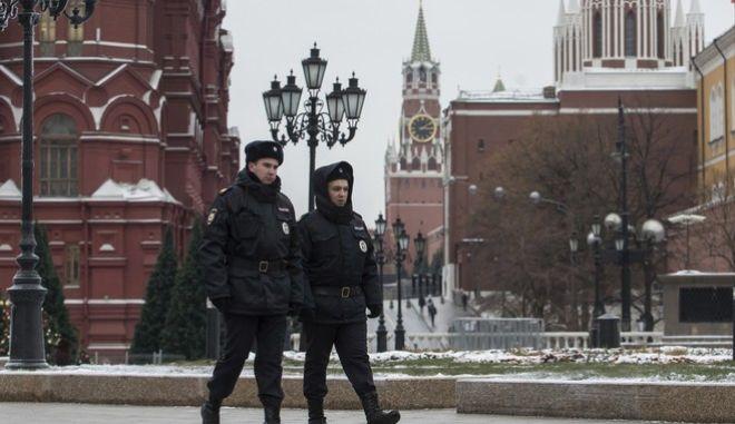 Η Ρωσία απέτρεψε 32 τρομοκρατικές επιθέσεις μέσα στο 2017