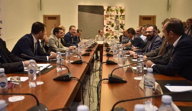 Τσίπρας: Στόχος η οριστική έξοδος από την επιτροπεία