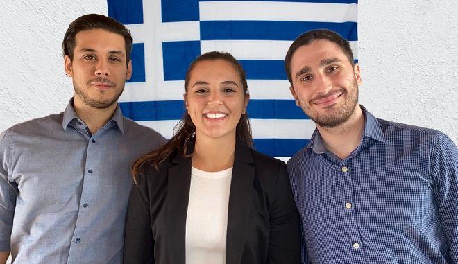 3 βραβεία για ομάδα φοιτητών του Οικονομικού Πανεπιστημίου Αθηνών