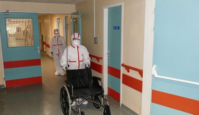 Πανεπιστημιακό Νοσοκομείο Λάρισας. Φωτο αρχείου.