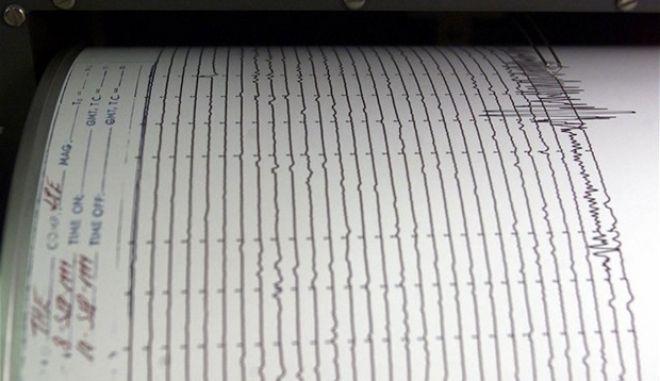 Σεισμός 4,4 Ρίχτερ νότια της Ιεράπετρας