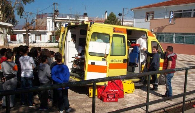 Αγρίνιο: 7χρονο αγοράκι λιποθύμησε από την πείνα μέσα στην τάξη